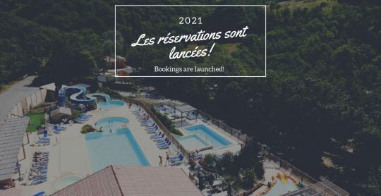 reservations lancées