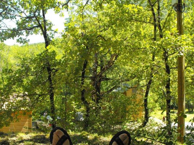 Farniente camping la source du jabron